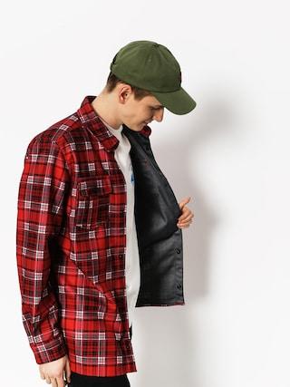 Kurtka Volcom Drip Bonded Flannel (red)