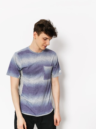 T-shirt Nike Sb Skyline Dfc Dip Fade (grey/purple)