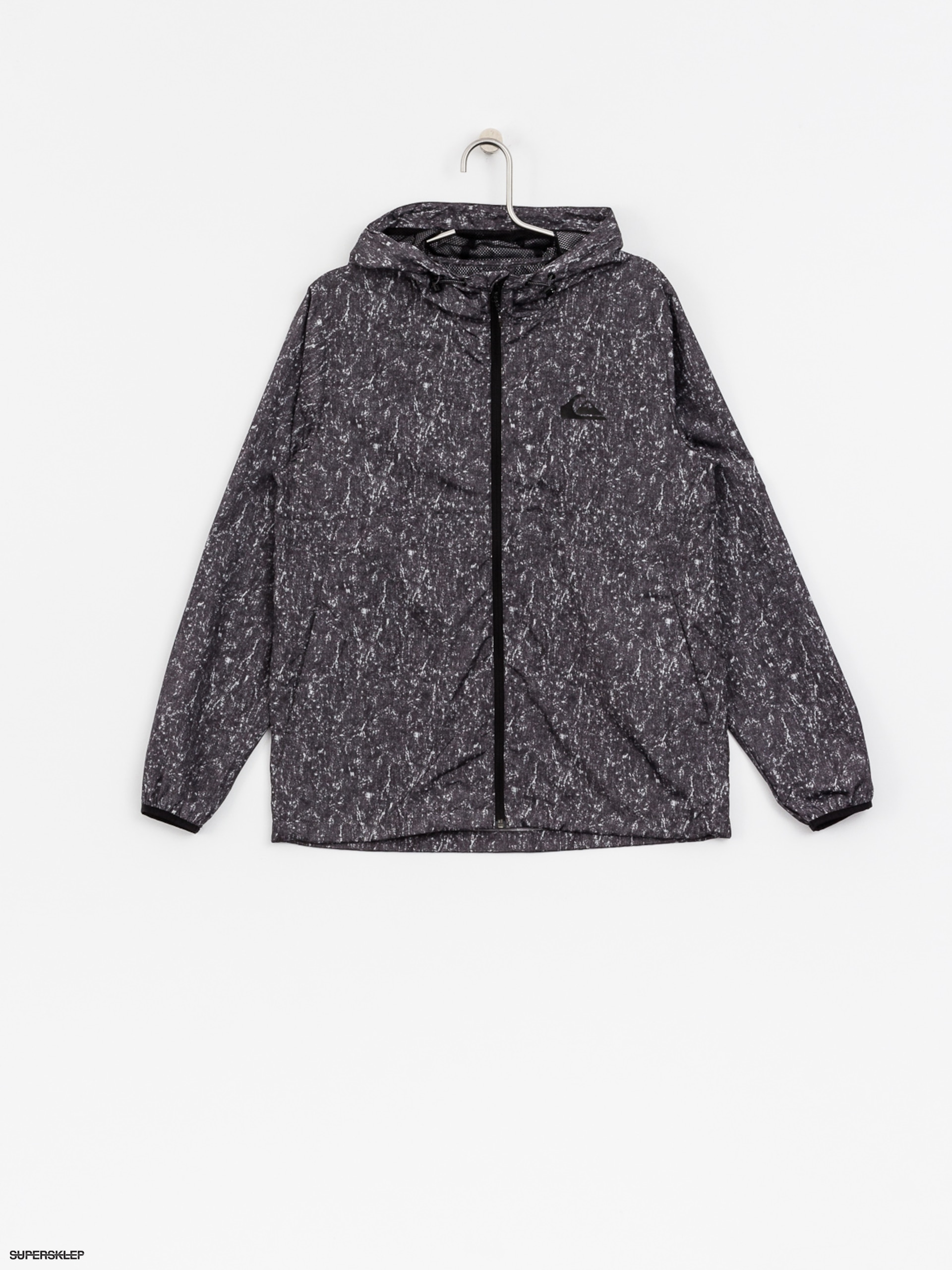 Kurtka Quiksilver Everyday Windbreaker (tarmac acid print)