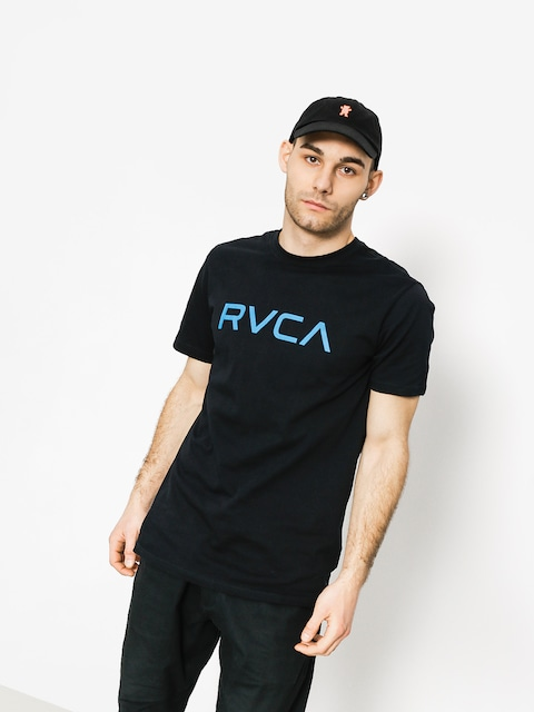 T-shirt RVCA Big Rvca (black)
