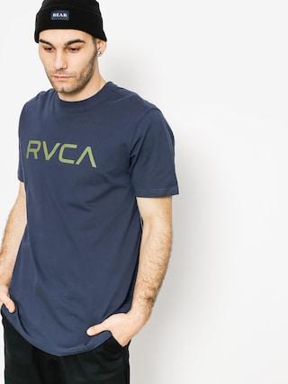 T-shirt RVCA Big Rvca (classic indigo)