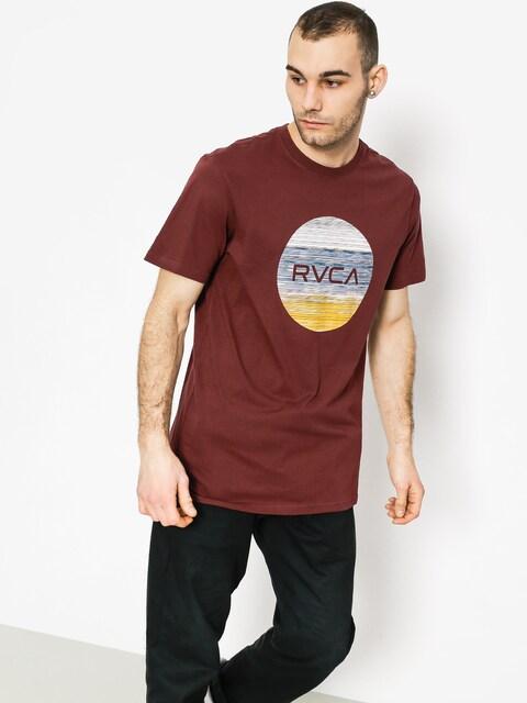 T-shirt RVCA Rvca Motors Standard (tawny port)