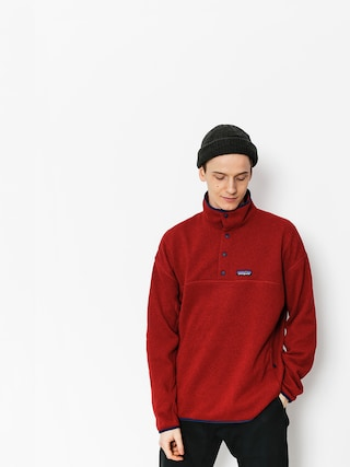 Bluza Patagonia LW Better Sweater Marsupial (classic red)