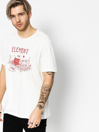 T-shirt Element River Dreams (bone white)