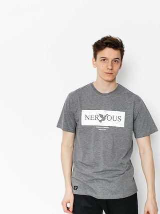 T-shirt Nervous Brandbox (grey)