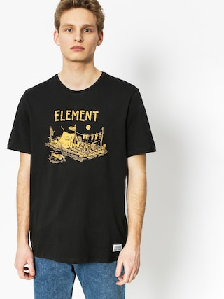 T-shirt Element River Dreams (off black)