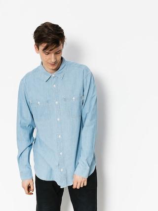 Koszula Carhartt Clink Ls (blue)