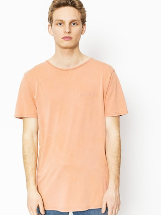 T-shirt Quiksilver Acid Sun (cadmium orange)