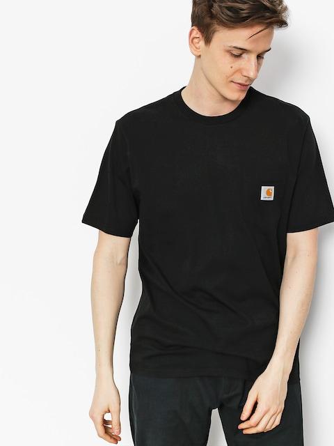 T-shirt Carhartt Pocket (black)
