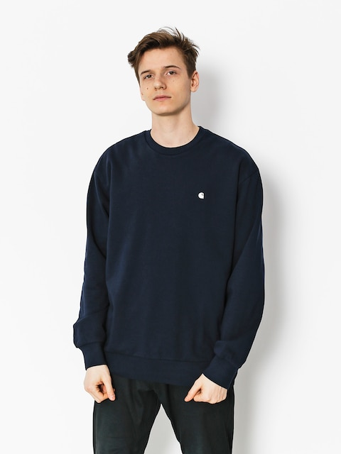 Bluza Carhartt Madison (dark navy/wax)