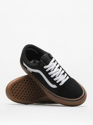 5cd8423972741 Buty Vans Old Skool Pro (black/white/medium/gum)