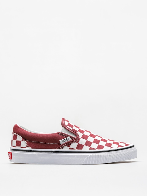 Buty Vans Classic Slip On (checkerboard/apple/butter/true/white)