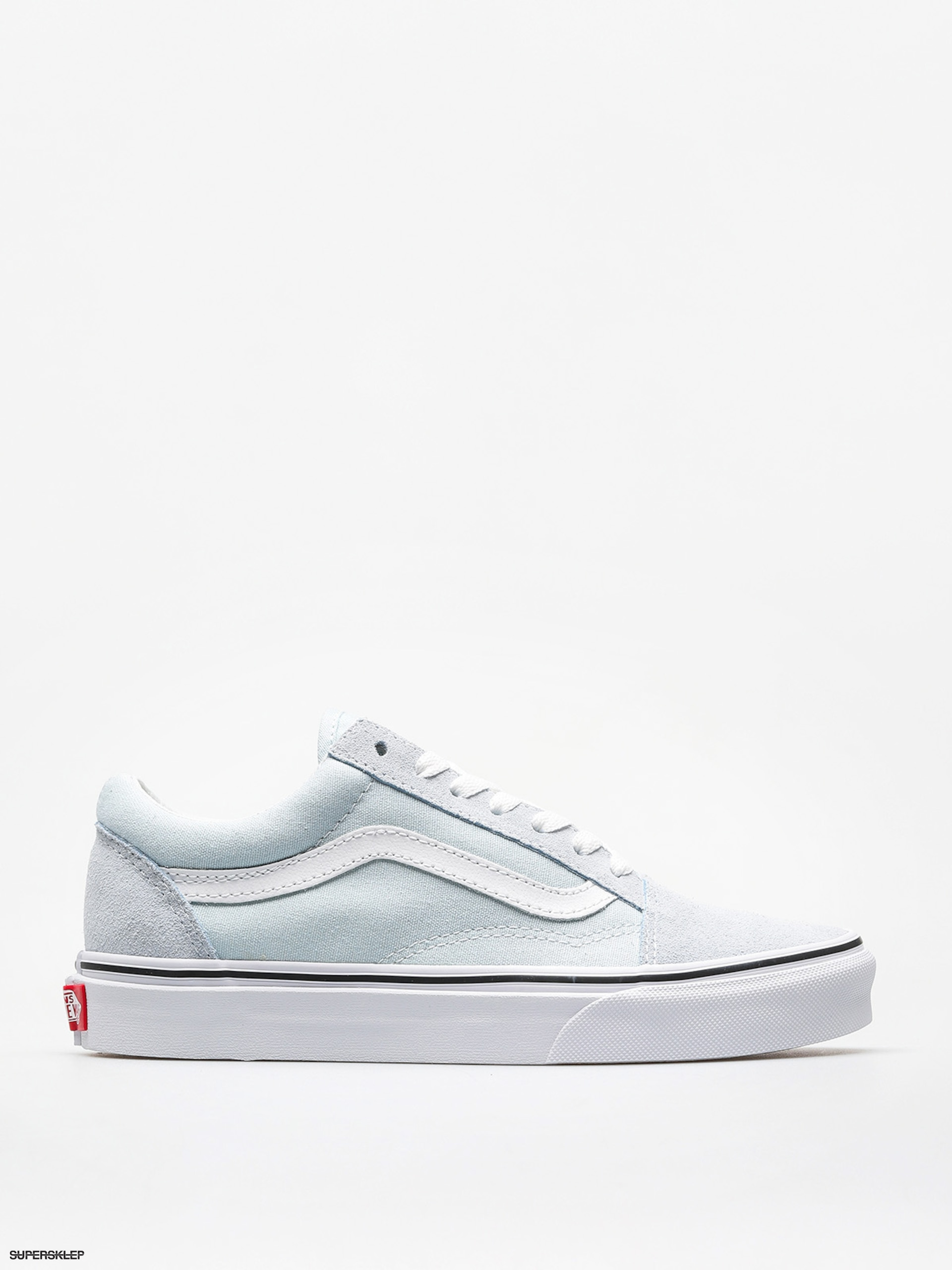 Buty Vans Old Skool (baby/blue/true/white)
