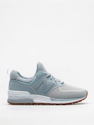 Buty New Balance 574 Wmn (light/slate)