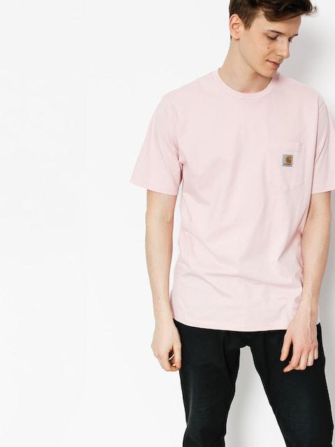 T-shirt Carhartt Pocket (sandy rose)