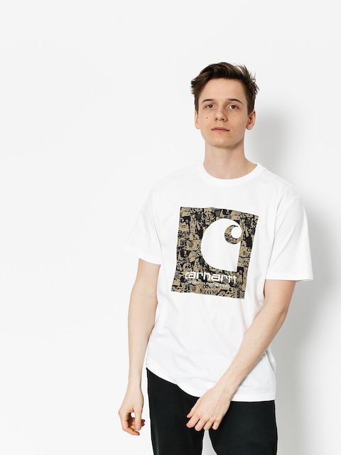 T-shirt Carhartt C Collage (white)