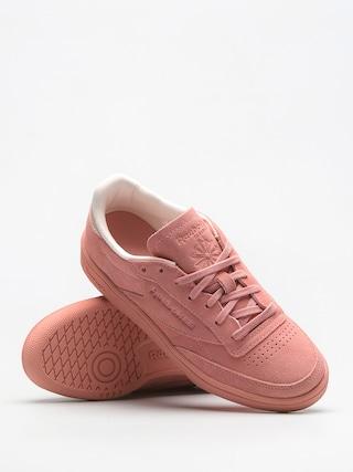 Buty Reebok Club C 85 Nbk Wmn (chalk pink/pale pink)