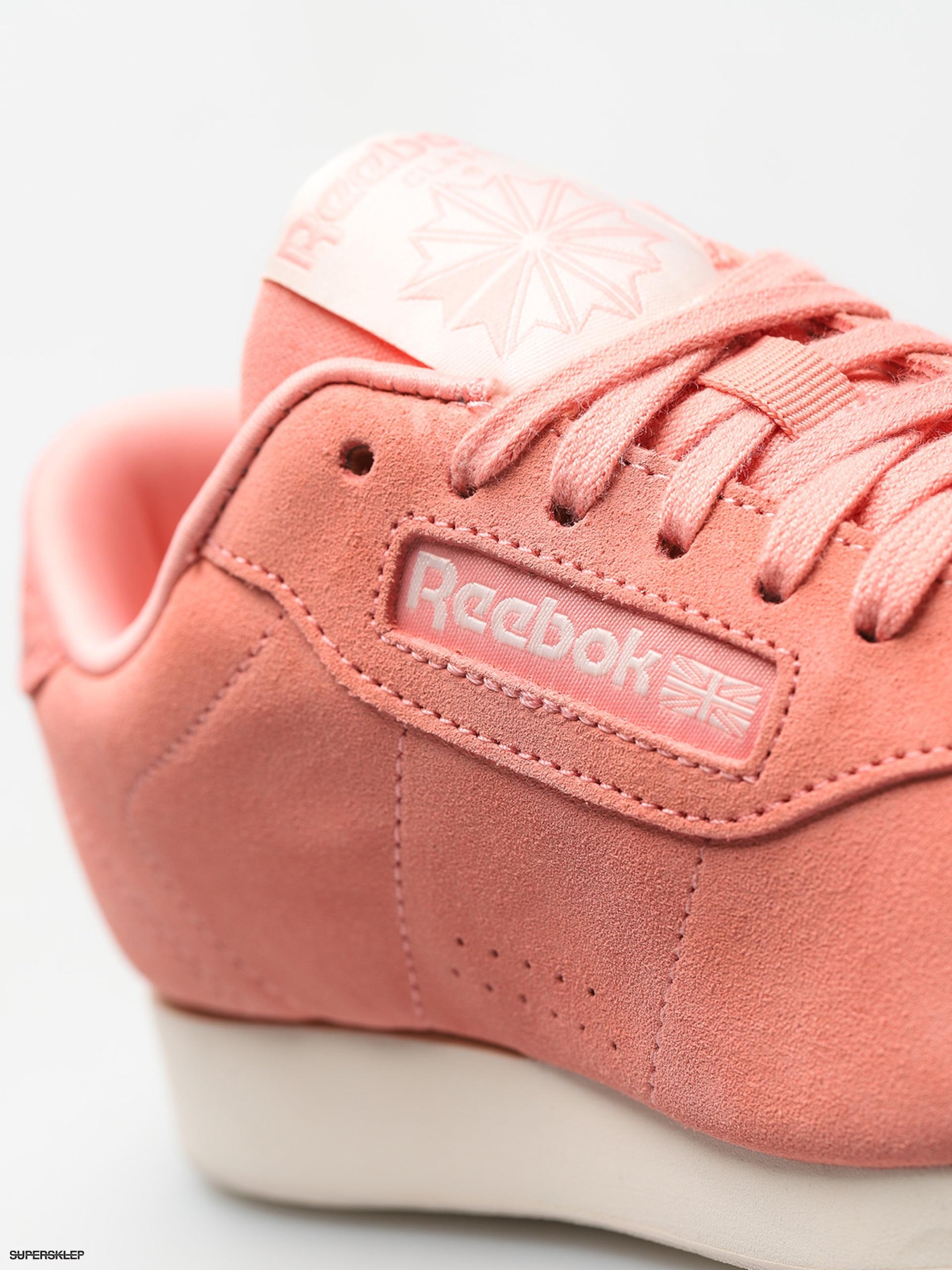 fe514ed203844 Buty Reebok Princess Woven Emb Wmn (sweet pink chalk)