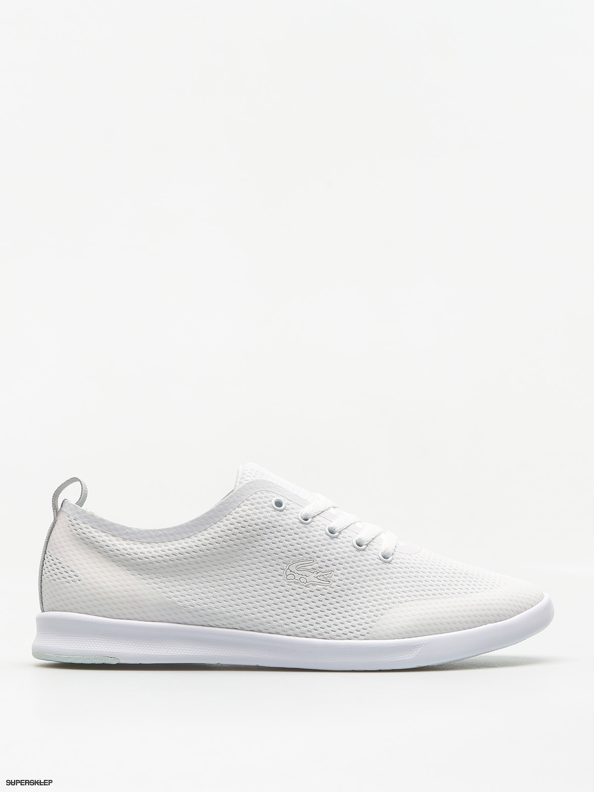 Buty Lacoste Avenir 118 1 Wmn (white/light blue)
