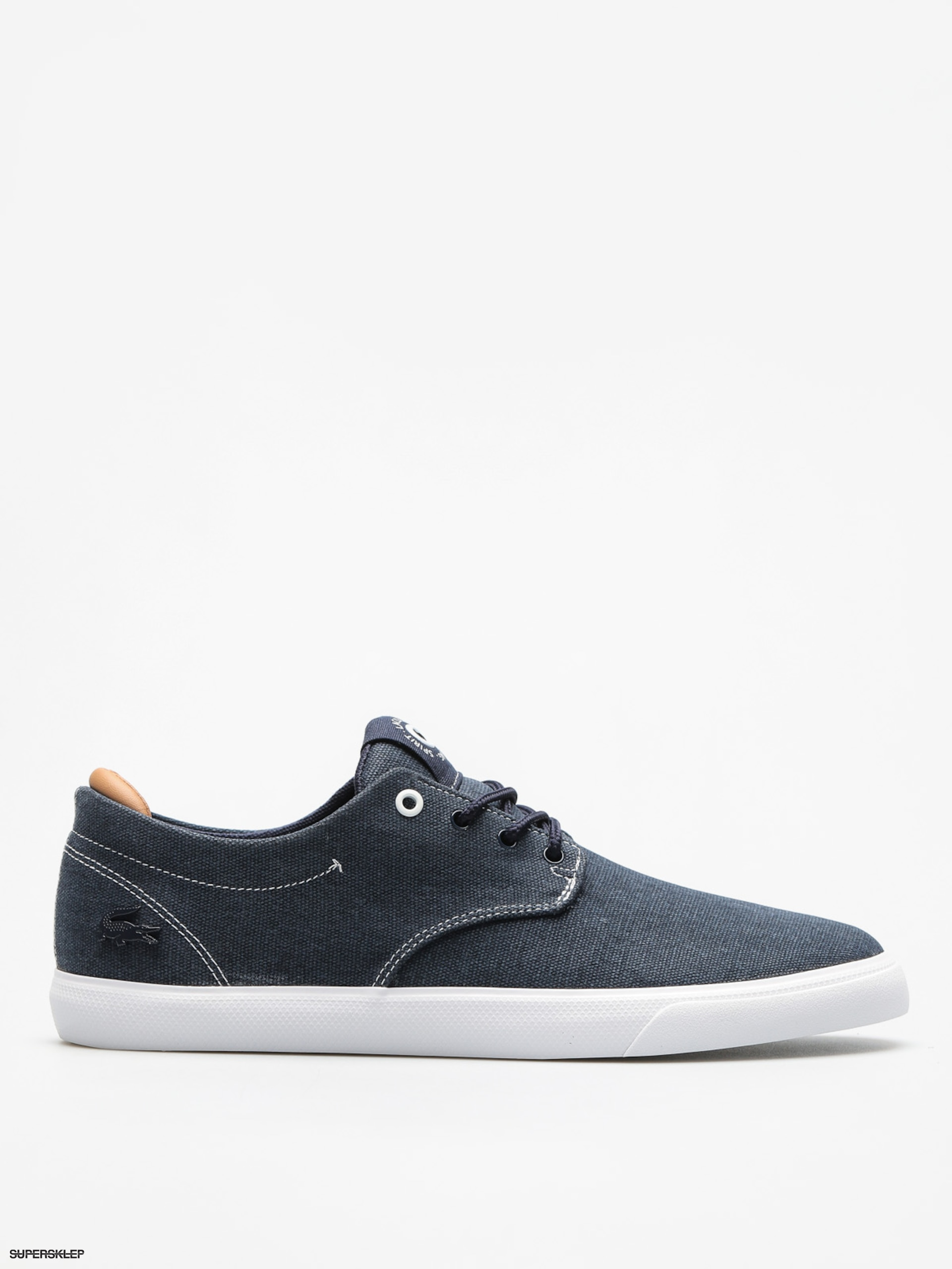 Buty Lacoste Esparre 118 2 (navy/light tan)