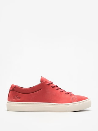 Buty Lacoste L 12 12 Unlined 118 3 Wmn (red/off white)