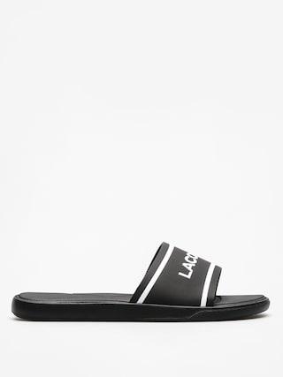 Klapki Lacoste L 30 Slide 118 2 (black/white)