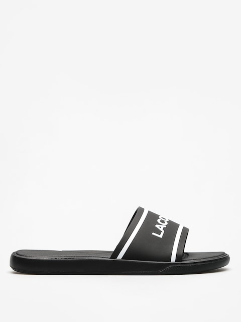 Klapki Lacoste L 30 Slide 118 2 (black/white)