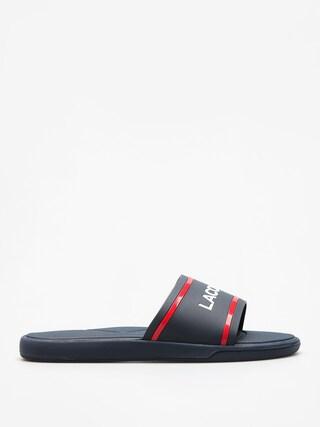 Klapki Lacoste L 30 Slide 118 2 (navy/red)