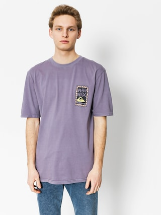 T-shirt Quiksilver Ghetto Session (cadet)