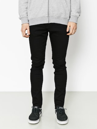 Spodnie DC Worker Slim (black rinse)