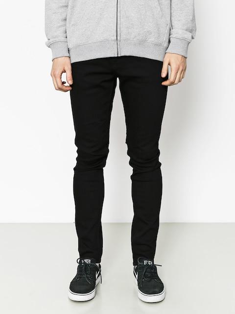 Spodnie DC Worker Slim (black rinse)