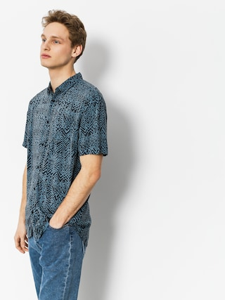 Koszula Quiksilver Variable Short (real teal variable shirt)