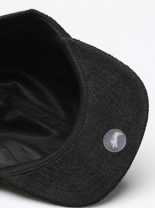 Czapka z daszkiem Stussy Stock Terry Cloth Camp ZD (black)