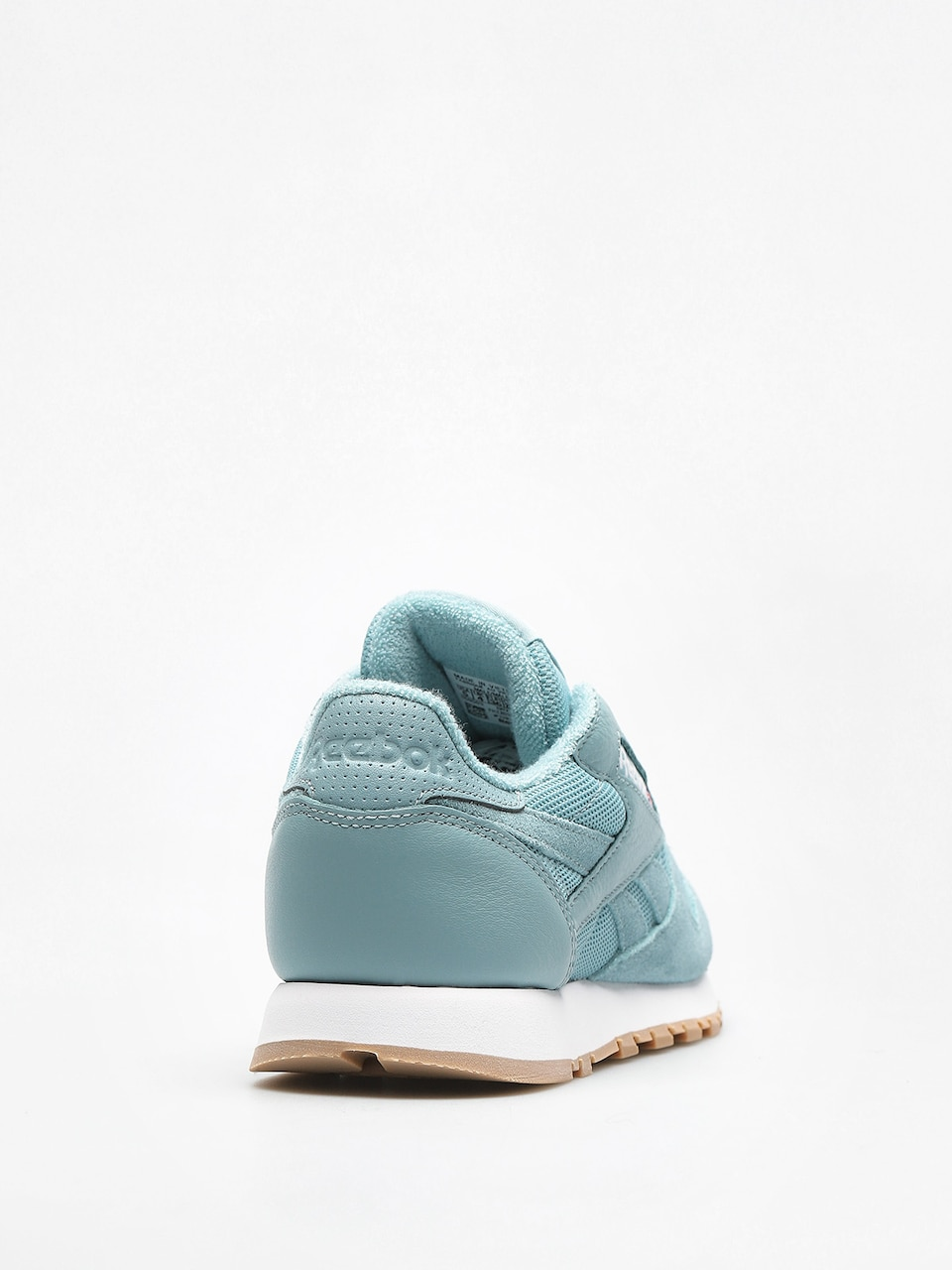 Buty Reebok Cl Leather Estl Wmn (whisper tealwhite)