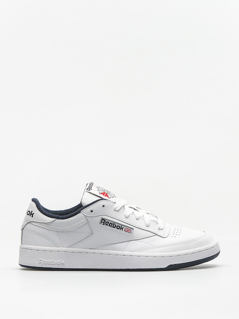 Buty Reebok Club C 85 (white/navy)