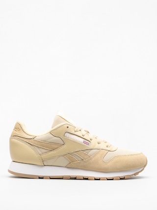 Buty Reebok Cl Leather Estl Wmn (straw/white)