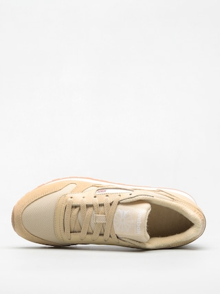 Buty Reebok Cl Leather Estl Wmn (straw/white)