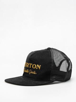 Czapka z daszkiem Burton Retro Mtn ZD (true black)