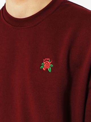 Bluza Nervous Rose (maroon)
