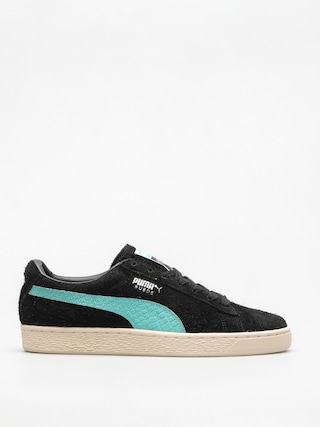 Buty Puma Suede Diamond (puma black/diamond blue)