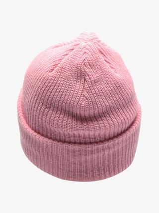 Czapka zimowa Stussy Basic Cuff Beanie (pink)