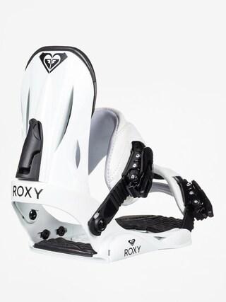 Wiązania snowboardowe Roxy Wahine Wmn (white)