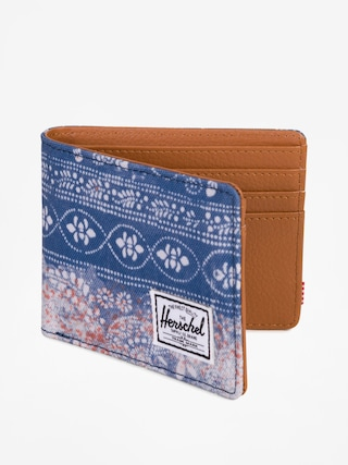 Portfel Herschel Supply Co. Hank Rfid (chai/tan synthetic leather)