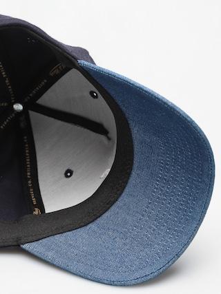 Czapka z daszkiem Mitchell & Ness Denim Visior ZD (navy/blue)