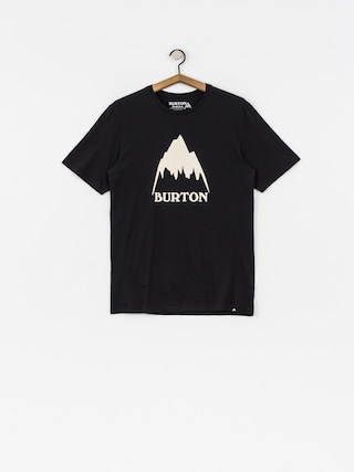 T-shirt Burton Clssmtnhgh (true black)