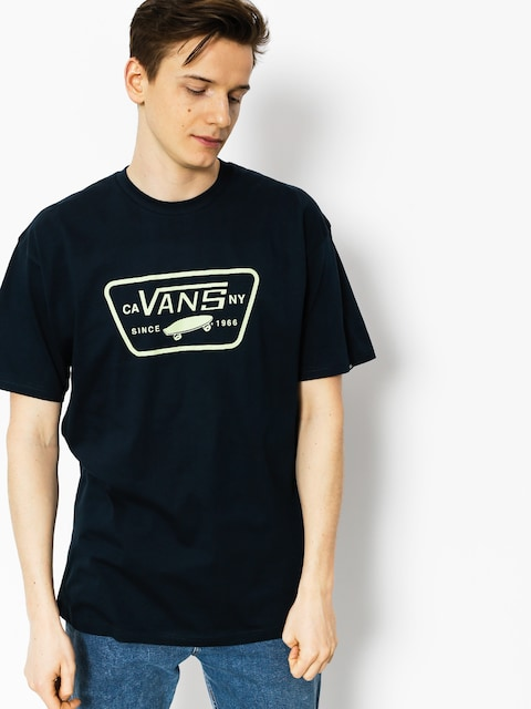 T-shirt Vans Full Patch (navy ambrosia)