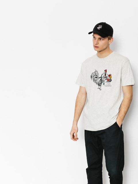 T-shirt Quiksilver Rooster Vibe