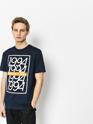 T-shirt DC Renewal (dark indigo)