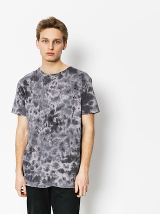 T-shirt Quiksilver Gibus Moon (iron gate tie and dye)