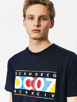 T-shirt DC Knuckle In A Ro (dark indigo)